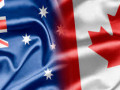 الاسترالي يصحح بقوة مقابل الكندي