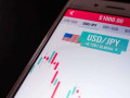 تداولات الدولار ين وإختراق حد الترند