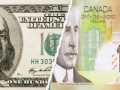 استمرار الدولار الأمريكي مقابل الدولار الكندي في الثبات السلبي