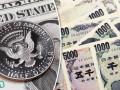 أسعار الدولار ين ترتكز على حد الترند