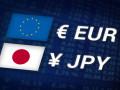 تداولات زوج اليورو ين وثبات ايجابية المشترين