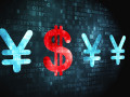 اسعار الين مقابل الدولار الامريكي وترقب البائعين
