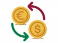 تداولات اليورو دولار لازالت تشير الى سلبية الاتجاه
