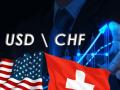 الدولار مقابل الفرنك في حيز اختبار المقاومة الأولية