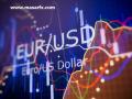 اليورو دولار بقناة ارتفاعية عامة وهبوط لحظي بالساعات الاخيرة