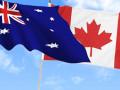 تداولات الاسترالى مقابل الكندي والترند الهابط يستمر