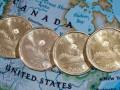 الكندي ونطاق حركة كبير مقابل الدولار الأمريكي
