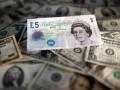 توقعات الباوند مقابل الدولار ومحاولات ثبات الاتجاه الحالى