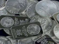 أسعار وتداولات الفضة تشير الى حالة من الترقب