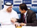 رجل اعمال اماراتي يتسبب في هزة بالبنوك الأوروبية سحب أموال أموال بقيمة 500 مليون دولار امريكي