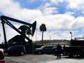 اسعار النفط تهبط بشكل غير مسبوق فى التاريخ