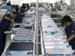 ارتفاع الناتج الصناعي التركي 4.6% في أكتوبر