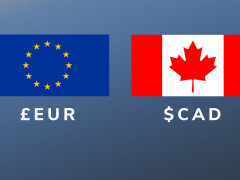 اليورو كندي فرصةوتداولات مباشرة