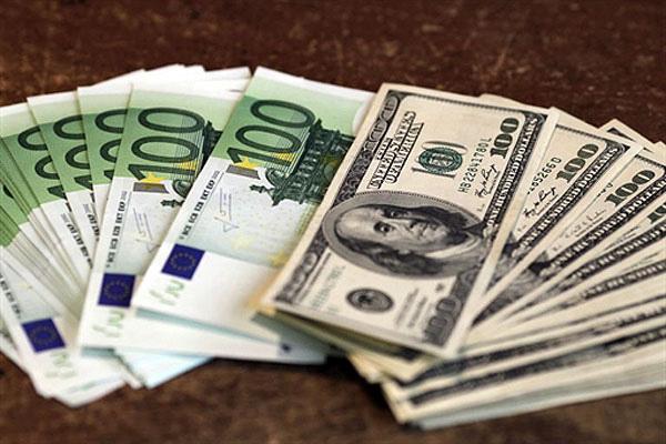 نتيجة بحث الصور عن اليورو دولار