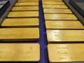 اوقيات الذهب وتنامى واضح بالاسعار