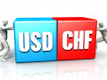 تحركات درامية لسعر صرف الدولار فرنك