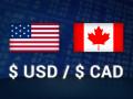 الدولار الأمريكى يرتفع فى مقابل الدولار الكندى