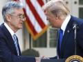 ترامب يضغط على المركزي الأمريكي قبيل قرار الفائدة