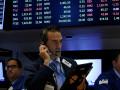 بورصة الأسهم العالمية وإنكماش مؤشر الداوجونز نسبيا
