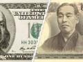 الورقة الخضراء والين الياباني - USD/JPY