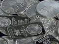 الفضة تلتقط انفاسها الأخيرة