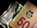 توقعات بيانية للدولار كندي