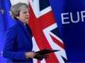 رئيس الوزراء البريطانى يهاجم إستفتاء صفقة البريكسيت