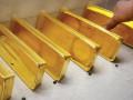 اوقية الذهب ترتفع بعد بيانات الدولار
