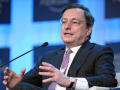 خطاب دراغي رئيس البنك المركزي الأوروبي وترقب لأسعار اليورو