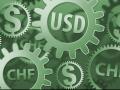 الدولار فرنك وسيطرة البائعين تشتد